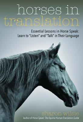 Horses in Translation by Sharon Wilsie image