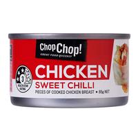 Chop Chop: Chicken Chunks - Sweet Chilli 85g (12 Pack)