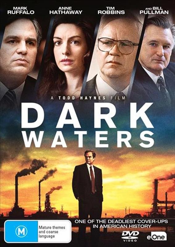 Dark Waters on DVD
