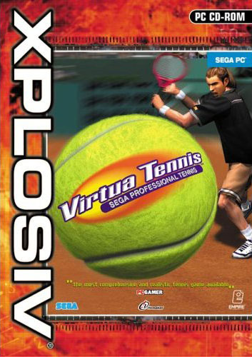 Virtua Tennis + Virtua Fighter for PC Games image