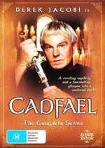 Cadfael - The Complete Series (8 Disc Box Set) on DVD