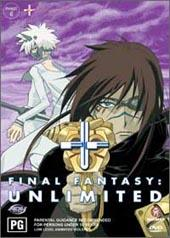 Final Fantasy Unlimited - Phase 6 on DVD