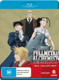 Fullmetal Alchemist: Brotherhood Ova Collection on Blu-ray