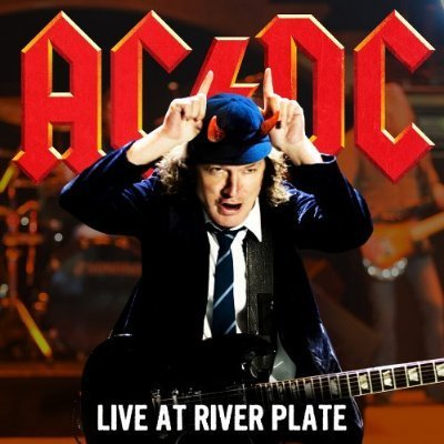 AC/DC: Live At River Plate (2CD) by AC/DC
