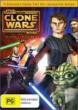 Star Wars: The Clone Wars: Season 1 - Volume 1 on DVD