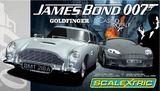 Scalextric James Bond 007 Set 1/32 Slot Car Set