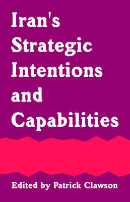 Iran's Strategic Intentions and Capabilities image