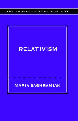Relativism by Maria Baghramian image