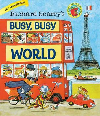 Richard Scarry's Busy, Busy World by Richard Scarry image