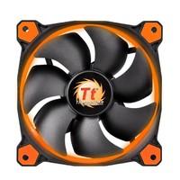 Thermaltake Riing 12 High Static Pressure LED Radiator Fan - Orange