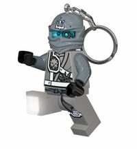 LEGO Ninjago - LED Zane Key Light