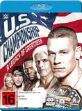 WWE: The Us Championship: A Legacy Of Greatness on Blu-ray