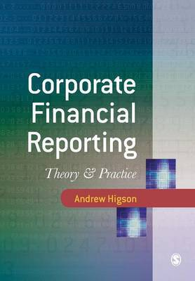 Corporate Financial Reporting by Andrew W. Higson image