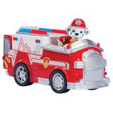 Paw Patrol: Basic Vehicle & Pup - Rescue Marshall