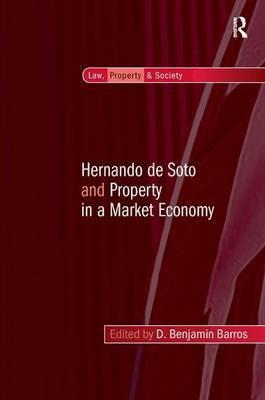 Hernando de Soto and Property in a Market Economy image