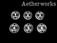 Aetherworks: Armada Round Tokens (6 Pack)