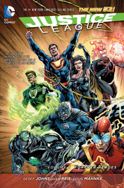 Justice League Vol. 5 Forever Heroes (The New 52) by Geoff Johns