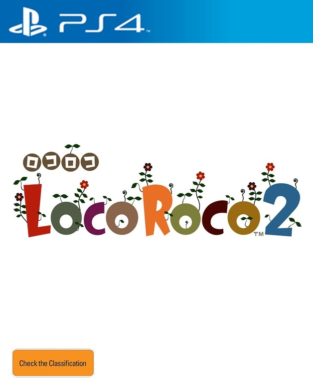 LocoRoco 2 for PS4