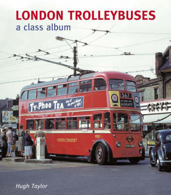 London Trolleybuses by Hugh Taylor image