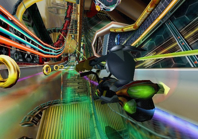 Sonic Riders: Zero Gravity for Nintendo Wii image