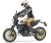 Bruder: Ducati Scrambler - Desert Sled