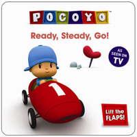 Pocoyo Ready, Steady, Go! image