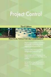 Project Control Third Edition by Gerardus Blokdyk