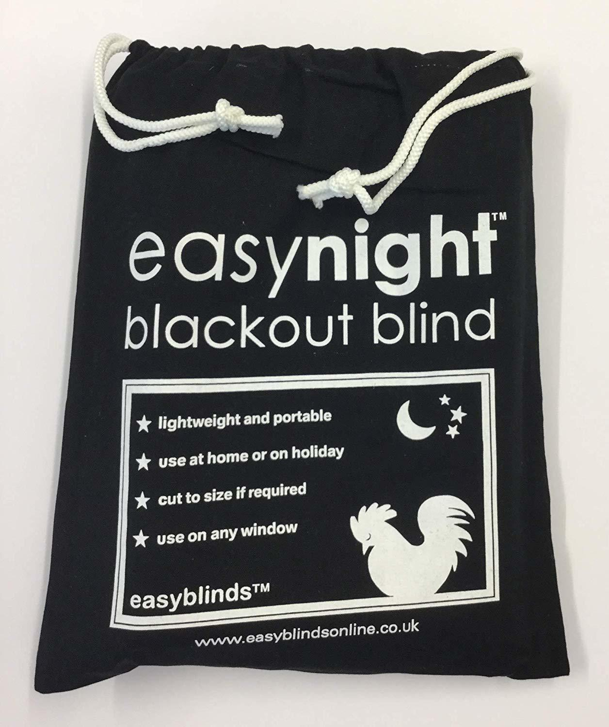 Easynight: Blackout Blind - Regular (1.5m x 1.4m) image