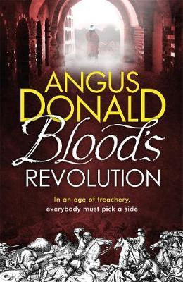 Blood's Revolution by Angus Donald image
