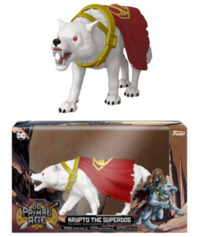 DC Primal Age: Krypto the Superdog - Action Figure