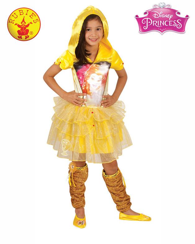 Belle Hooded Dress - Size 6-8