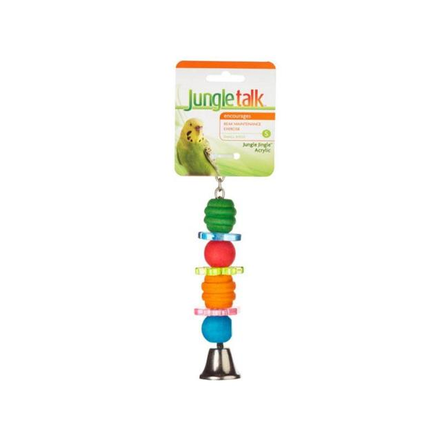 Jungle Talk: Jungle Jingle Acrylic - Small
