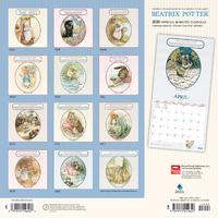 Beatrix Potter 2020 Square Wall Calendar image