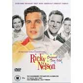 Ricky Nelson Original Teen Idol on DVD