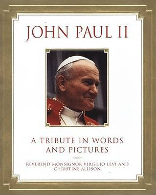 John Paul II by Virgilio Levi image