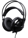 SteelSeries Siberia V2 Gaming Headset (Black) for PC Games