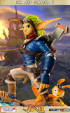 """Jak and Daxter 2 15"""" Statue"""