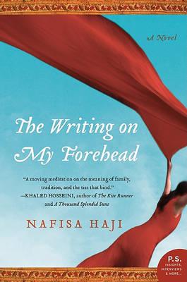 Writing on my Forehead by Nafisa Haji image