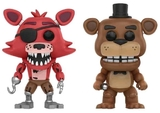 Five Nights at Freddy's - Freddy & Foxy Pop! Vinyl 2-Pack