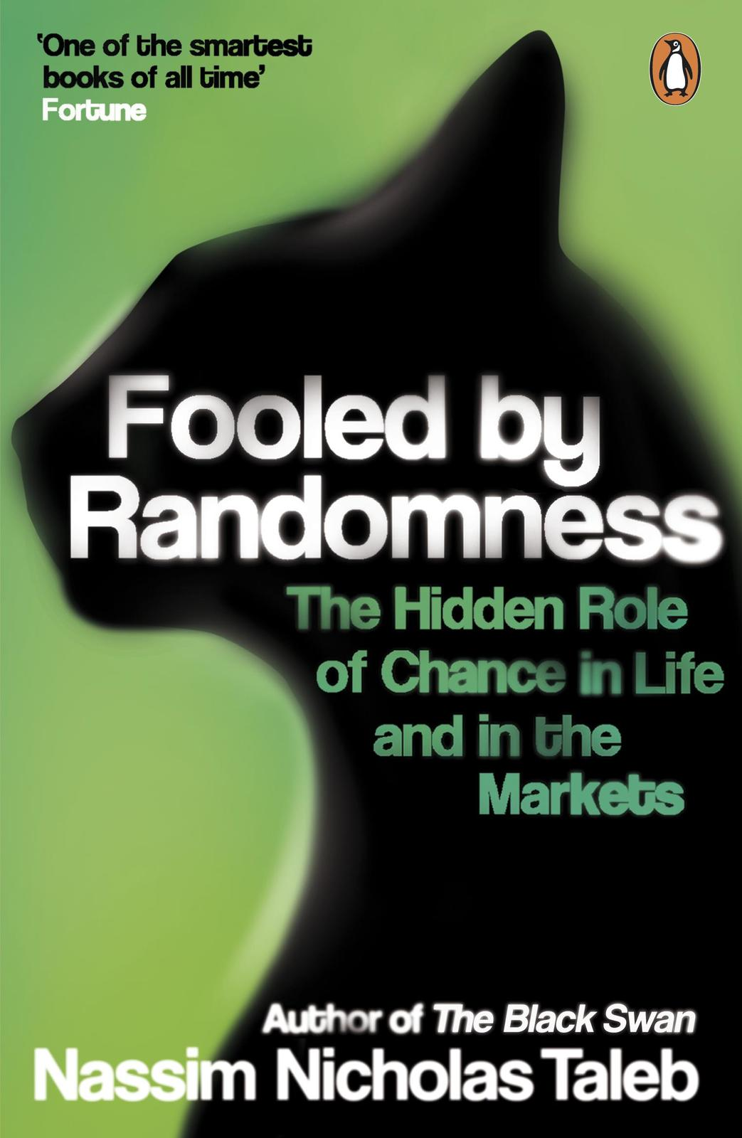 Fooled by Randomness by Nassim Nicholas Taleb image