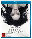 The Autopsy Of Jane Doe on Blu-ray