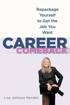 Career Comeback by Lisa Johnson Mandell image