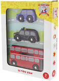 Le Toy Van: Little London Vehicle Set