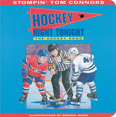 Hockey Night Tonight by Stompin Tom Connors image