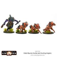 Beyond the Gates of Antares: Hükk Bounty Hunter and Hunting Angkriz