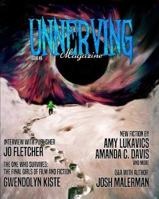 Unnerving Magazine by Amy Lukavics image