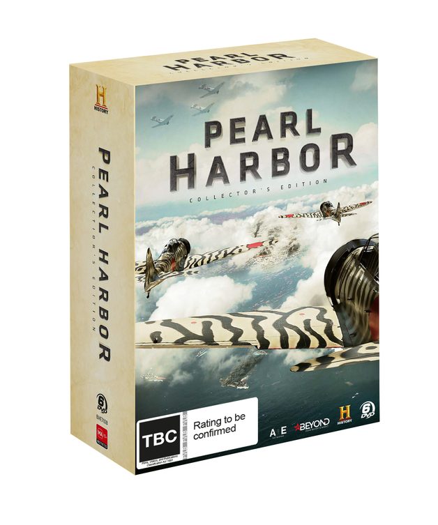 Pearl Harbor Collector's Edition on DVD