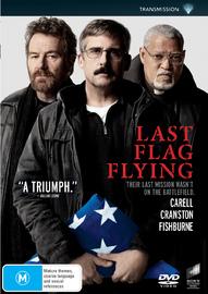 Last Flag Flying on DVD