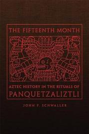 The Fifteenth Month by John F Schwaller