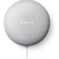 Google Nest Mini Smart Speaker with Google Assistant (Chalk)